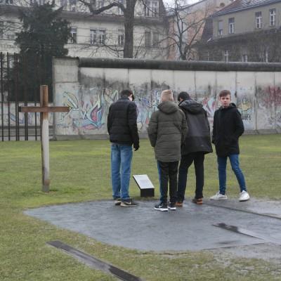 Konfirmandtur Berlin 2016