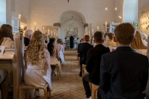 Kristi Himmelfart konfirmation 2019 5_formindsket, foto: John Lauritzen