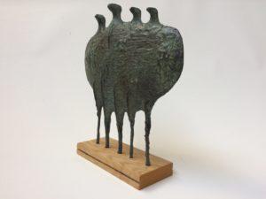 Bronzeskulptur 4