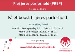 Annonce PREP Lystrup